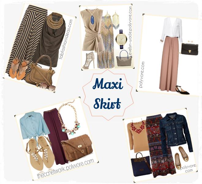Maxi Skirt Pint
