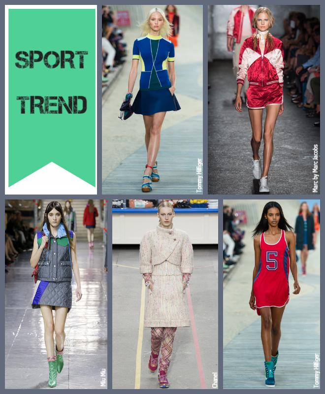 sport trend desfiles