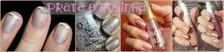 prata e rosa