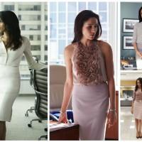 """Looks Inspiração: Rachel Zaine (Seriado """"Suits"""")"""